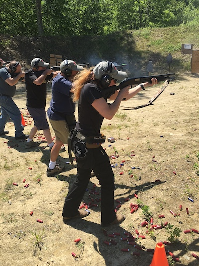 Firearms Skill Building Courses